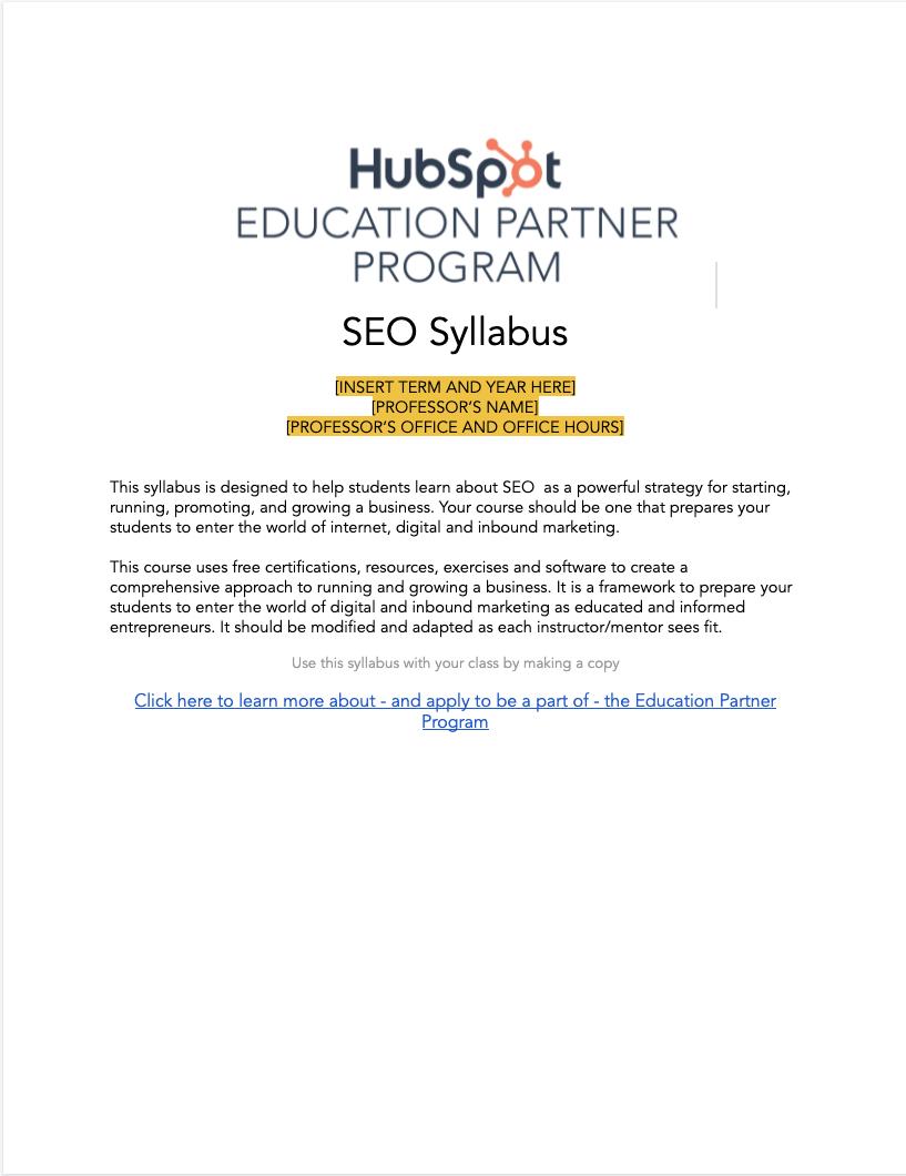 SEO Certification - 1