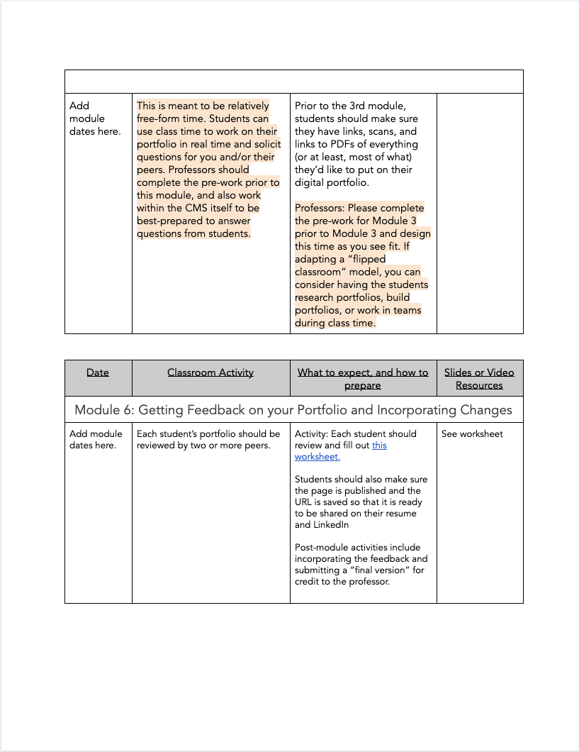 Student Portfolio Project - 6