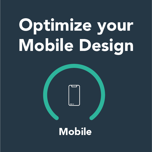 optimize your mobile design